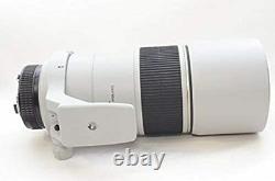 Nikon Ai Af-s Nikkor 300mm F/4d If-ed Single Focus Lens Pleine Taille Utilisée