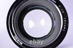 Nikon Ai Nikkor 50mm F/1.2 Manual One Focus Mf Prime Lens Slr Du Japon #371