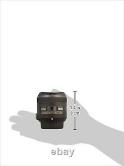 Nikon Microlents Af-s DX Micro 40mm F/2.8g DX Format Seulement Du Japon