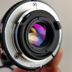 Nikon Nikkor 35mm F/2.8 Ai Mise Au Point Manuelle Objectif Primaire Fx Numérique