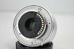 Nikon Objectif De Mise Au Point Unique 1 Nikkor 18.5mm F / 1.8 Argent Nikon CX Format Seulement Utilisé