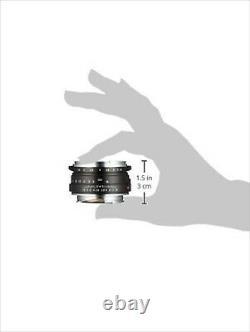 Nokton Classique 40mm F1.4 Sc Avec Numéro De Suivi Nouveau Du Japon Nouveau