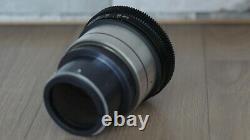 Objectif Anamorphe One Focus 1,5x Focus0.92m-inf Retenu Canon Ef Canon50f1.4 #