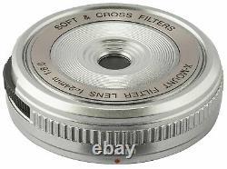 Objectif Filtre Fujifilm Xm-fl X Monture Filtre Lentille S Argent Du Japon F / S