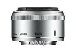Objectif Focus 1 Nikkor 18.5mm F1.8 Nikon CX Format 1n 18.5 1.8sl Single/nikon