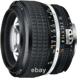 Objectif Focus Nikon Ai 50mm F/1.2s Pour Full Size Single Japan