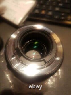 Objectif Macro Monofocus Tamron Sp Af90mm F2.8 DI Macro 1 1 Pour Nikon Pleine Taille