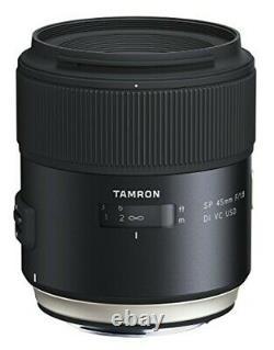 Objectif Monofocus Tamron Sp45mm F1.8 DI VC Pour Canon Full-size F013e