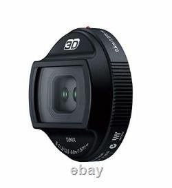 Objectif Panasonic Lumix 3d 12,5mm F12 Monofocus Micro Quatre Tiers Gh-ft012 Japon