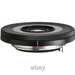 Objectif Pentax Biscuit Standard Monofocus 22137 Da40mm F2.8xs K Monture Aps-c