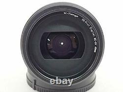 Objectif Sony À Mise Au Point Unique E 30mm F3.5 Macro Sel30m35 Pour Aps-c Pour Sony Emount I-15