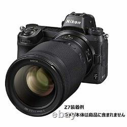 Objectif Unique Nikon Nikkor Z 50mm F/1.2s Z Mount Full Size S Line Nz50 1.2