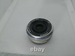 Olympus M. Zuiko Digital 17mm F/2.8 Lentille À Crêpe Unique Excellent++#21269
