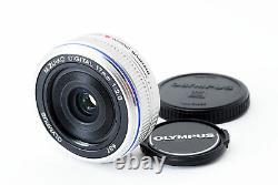 Olympus M. Zuiko Digital 17mm F/2.8 Objectif À Foyer Unique Exc+++ #650501a