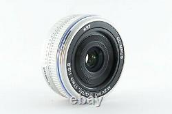 Olympus M. Zuiko Digital 17mm F/2.8 Pancake Monofocus Exce++ Livraison Gratuite