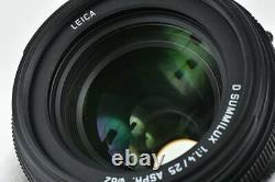Panasonic Panasonic Leica Lumix L-x025 D Summilux F1.4 25mm Asph Unique Focus Le
