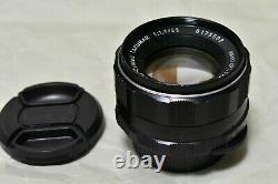 Pentax 55mm F1.8 Super Takumar M42 Bubble Blur Jewelry Lens From Japan