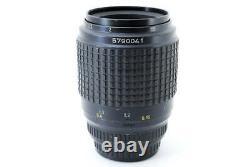 Pentax Asahi Smc Pentax-a 100mm F / 2.8 Macro Lens Monofocus Macro Manuel Len