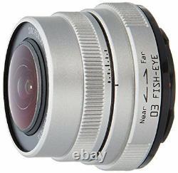 Pentax Fish-eye Lens Monofocus 03 Fish-eye Q Mount 22087