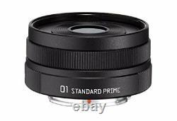 Pentax Standard Unifocal Objectif 01 Prime Standard Gris Noir Deux Q 2 Mont F / S