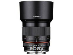 Samyang 35mm F1.2 Ed As Umc Cs Lens Pour Canon M Japan Ver. Nouveau / Livraison Gratuite