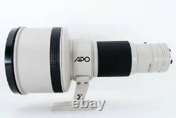 Sigma Apo 500mm F4.5 Objectif Monofocus Super Téléphoto Pour Nikon