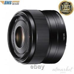Sony Sel35f18 Seule Lentille De Mise Au Point E35mm F1.8 Oss Sony Monture E Aps-c Du Japon Ems