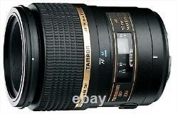 Tamron Focus Macro Lens Sp Af90mm F2.8 DI Macro 1 1 Pour Nikon Full Taille