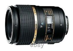 Tamron Macro Focus Macro Lens Sp Af 90 MM F 2.8 DI Macro 1 1 Pour Nikon