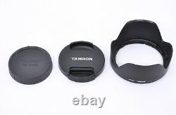 Tamron Single Focus Lens Sp45mm F1.8 DI VC Pleine Grandeur Pour Canon Nouveau Dans La Boîte