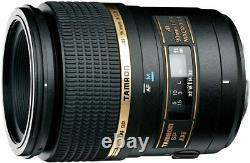 Tamron Single Focus Macro Lens Sp Af 90mm F 2.8 DI Macro 11 Taille Réelle Pour Canon