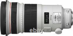 Téléobjectif Monofocus Ef300mm F2.8l Is II Canon Usm Du Japon