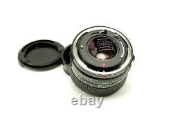 Vintage 50mm Canon Canon Fd 11.4 Objectif Simple Focus Jn23