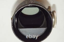 Vintage Hilux Variable 152 Projecteur Anamorphic Cinemascope Single Focus Lens Vg