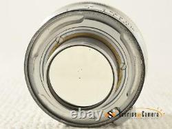 Voightlander Nokton 50mm F1.5 Pour Prominent Réparé Excellent De J (10204)