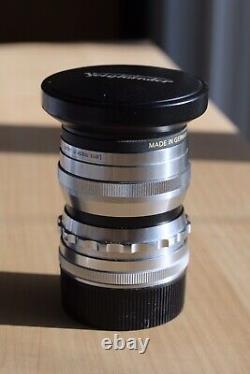 Voightlander Single Focus Lens Ultron 35mm F1.7 Vintage Line Asphérique VM Mount