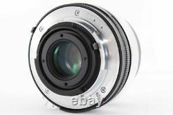 Voigtlander Color-heliar 75mm F2.5 Sl Ai-s Nikon Nikon F Mount Objectif Unique