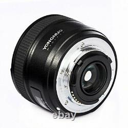 Yongnuo Yn 50 MM F 1.8 N Lentille Monofocus Nikon F Compatible Pleine Taille