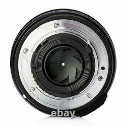Yongnuo Yn50mm F1.8n Objectif Monofocus Nikon F-mount Complet Correspondant